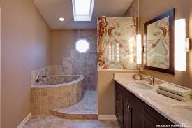 bathroom remodeling naperville. Naperville Bathroom Remodel - Natural Stone And Tile Is On Display In This Unique Master Bath Remodeling