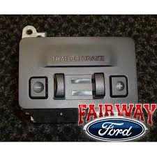 09 10 2009 2010 ford f 150 f150 oem factory in dash trailer brake click here to enlarge