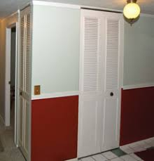 If your home's original closet doors were chosen because of cost rather  than for function or beauty, you may have better options.