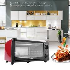 konka convection electric toaster oven stainless steel broiler countertop baking