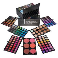 shany cosmetics the masterpiece 7 layers all in one makeup set amazon co uk beauty