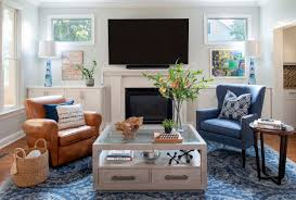 Sometimes if i have a rather large coffee table, i will use multiple stacks of books and put different accessories on top of each to give it a unified look. How To Decorate A Coffee Table Houzz