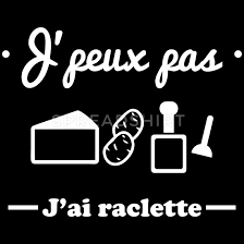 Image result for raclette drole