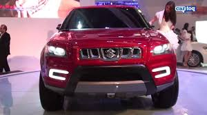 new car launches of maruti suzukiMaruti Suzuki XA Alpha SUV Video Review from CarToq at Auto Expo