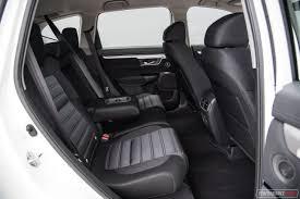 2018 honda cr v vti rear seats