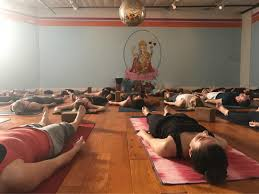 located on manor road dharma yoga was founded by keith kachtick in 2005 and explores traditional hatha yoga through the lens of buddhism