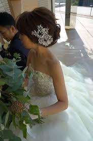 ロングヘア編私に似合う髪型はどれロングを活かした結婚式の素敵