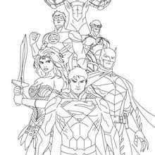 Small Picture SUPERMAN coloring pages 6 free superheroes coloring sheets
