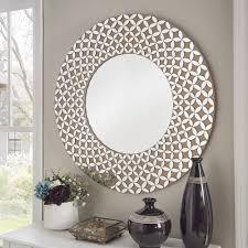 Tessa Geometric Wall Mirror by INSPIRE Q