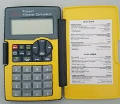 Trip Planner Calculator Details About Avon Project Planner Calculator Home Improvement Do It Yourself