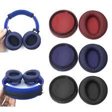 2PCS Universal Headphone <b>Foam Ear Pads Cushion</b> Earpad Soft ...