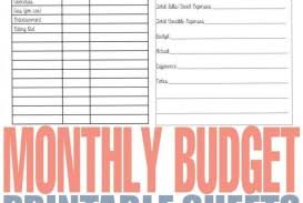 036 Printable Budget Daily Awesome Worksheet Free Spending
