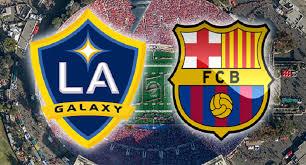 Pasadena Now La Galaxy Vs Fc Barcelona Pasadena