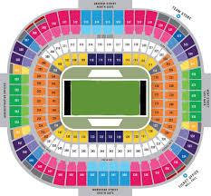 Memorable Seahawks Stadium 3d Seat Chart Panthers Stadium