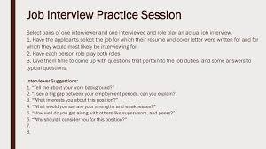 Job Application Process Ppt Download