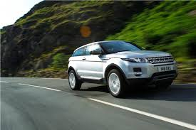 LAUNCH: Range Rover Evoque - Slimmest & Sexiest of the Lot! (From ...