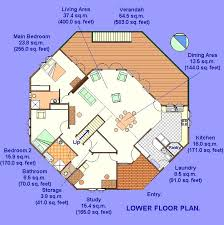 Yurt Home Floor Plans Lovely 47 Best Octagon Houaes Images On Pinterest Of  24 Lovely Yurt