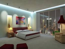 Lighting Bedroom Ideas. Lighting Design Ideas : Modern Bedroom For Master  Metal Glass Kitchen White