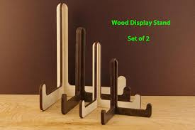 Wooden Display Stands For Plates 100 Wood Display Stand Easel Wooden Easel Display Stand 51