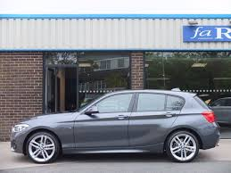 Coupe Series bmw 1 series tech specs : Second Hand BMW 1 Series 120d xDrive M Sport Auto 5 door for sale ...