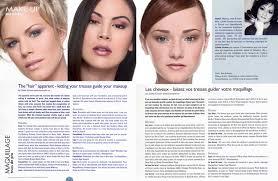 makeup to match hair toronto life applauds colette