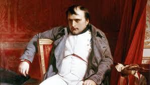 Живопись Наполеон после отречения от престола во дворце  Наполеон после отречения от престола во дворце Фонтенбло Поль де Ларош