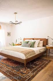 mid century bedroom decorating ideas