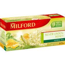 <b>Чайный напиток Milford</b> Серебристая Липа - Мёд - «Айда вкусно ...