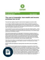 my worldview essay class inequality economic inequality the cost of inequality