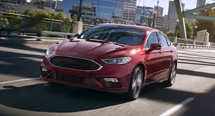 a new 2017 ford fusion at griffith ford in san marcos texas