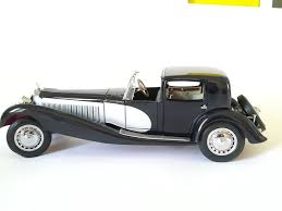 The bugatti royale was designed and built by ettore bugatti with the sole purpose of being sold exclusively to royalty, unfortunately it was. Franklin Mint Bugatti Royale Coupe De Ville Binder 1 16 Catawiki