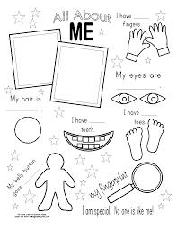 41 Five Senses Coloring Page 5 Senses Coloring Pages Free Daycare