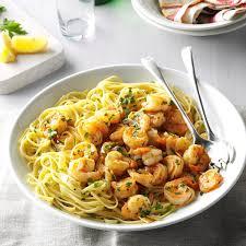 Garlic Lemon Shrimp Recipe