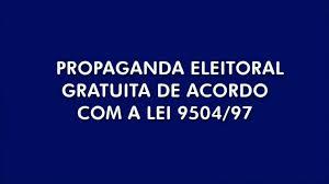 Resultado de imagem para propaganda eleitoral gratuita 2018