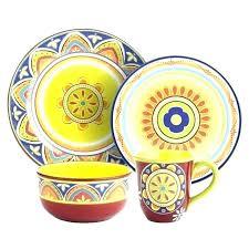 multi colored dishes multi colored dish sets studio color celebration multi coloured glass bowl