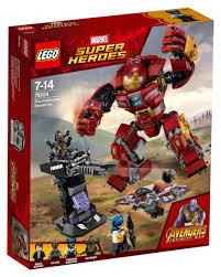 <b>Конструктор LEGO Marvel</b> Super Heroes AVENGERS infinity wars ...