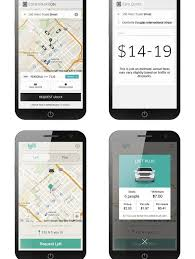 Need A Ride Here's How Uber And Lyft Work Charlotte Business Journal Awesome Lyft Fare Quote