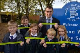 the chariots new homes in andover taylor wimpey twsc the chariots children from r way primary school