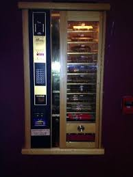 Cigar Vending Machine