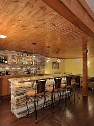 56 Finished Basement Bar Easy To Follow Finished Basement Ideas
