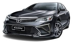 Giá xe Toyota Camry 2018