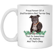 Funny Gifts Staffordshire Bull Terrier ...