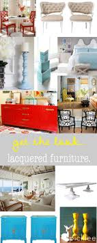 Looklacquered furniture inspriation picklee Whitewash Wood The Lacquered Furniture Look Pinterest The Lacquered Furniture Look Diys Home Inspiration Picklee