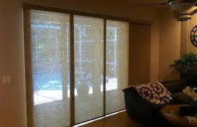 exterior ideas medium size vertical cellular shades bali for sliding doors patio door window diamondcell blinds