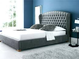 Tufted Bed King Beds King Full Queen Size Beds Single Bed Black ...