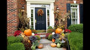 Fall landscape decorating ideas