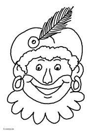 Echte Sinterklaas Kleurplaat Leuke Kleurplaten Om Te Kleuren Voor