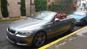 BMW 3 Series 2008 bmw 335i m sport package : BMW 335i M Sport Convertible Roof Action en Mexico - YouTube