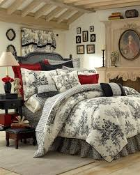 amazing of design ideas for french toile bedding 17 best images about french home style decor on