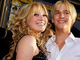 What is aaron carter's net worth? Aaron Carter All I Want Is To Be Back Together With Hilary Duff Abc News